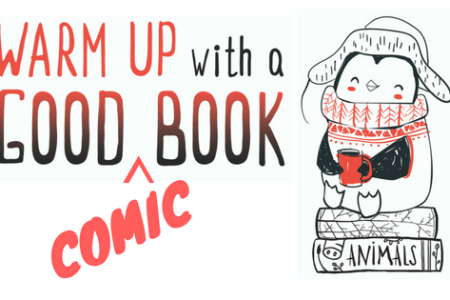 Warm Up With a Good Comic Book