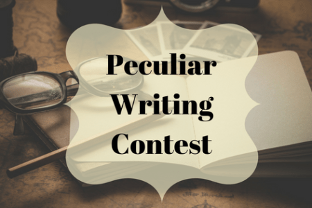 Attention Teen Writers: Peculiar Writing...