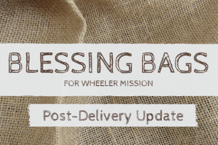 Blessing Bags – Update