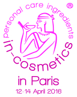 In-Cosmetics Paris, April 12 to 14