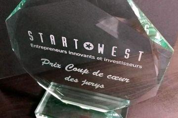 Prix des jurys StartWest 2019