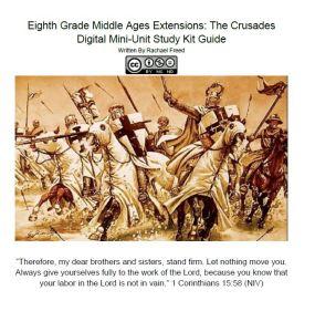 Crusades mini kit cover