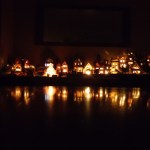 The Lights of Dicken's Village