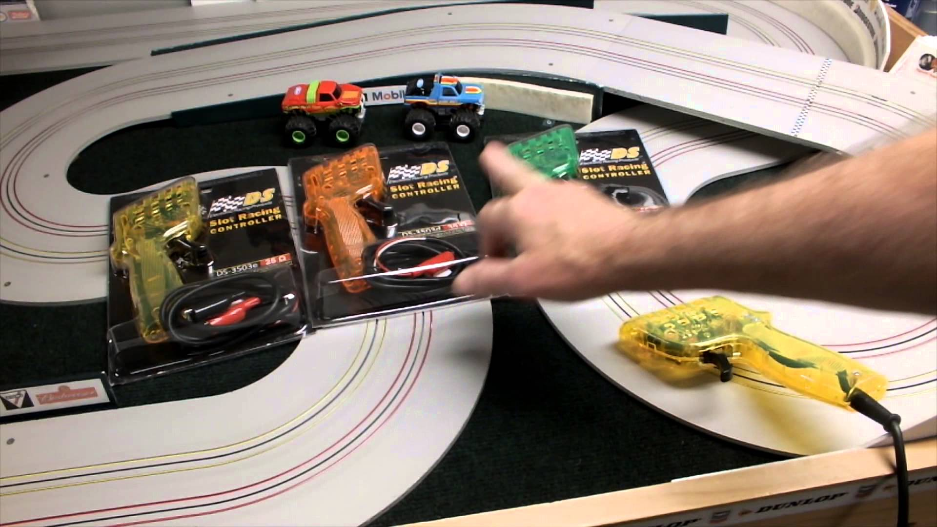 The New Line Of Ds Electronic Racing Products Ho Slot Car