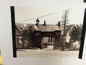 Original Papatoetoe School buildings