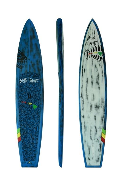 12'6''x29'' Dark Horse Wide carbon blue