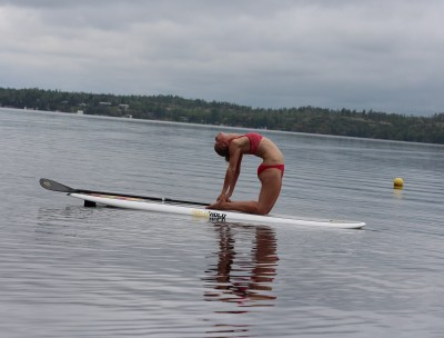 SUP Yoga Winnipeg Manitoba