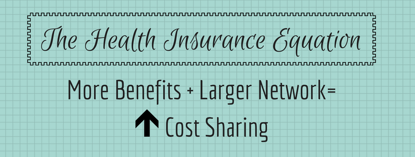More Benefits + Larger Network= Cost Sharing (1)