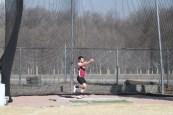 Torry Sieler weight throw
