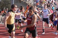 Matt Guidice - 4x400 meter relay