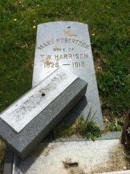 Mary Platt Robertson Harrison