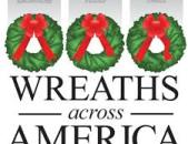 Wreaths Across America Logo for Memorial Day Drive