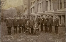 Clarksburg Police Department 1900