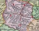 Harrison County Map