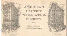 Image of American Baptist Publication Society
