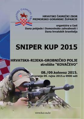 SNIPER CUP-HRV