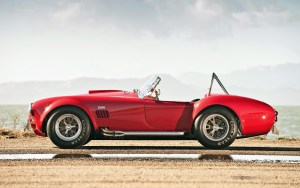 1966 Shelby Cobra 427 Red Wide