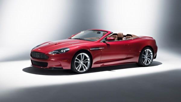 2010 Aston Martin Dbs Volante Normal