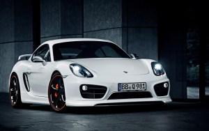 2014 Techart Porsche Cayman Wide