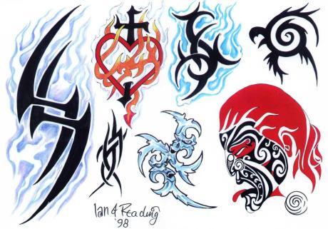 Best Tattoo Flash Image