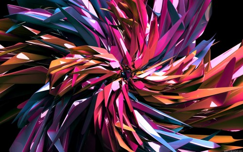 Hd Abstract Anime Wallpaper
