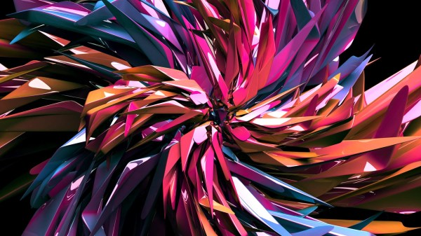 Hd Abstract Anime Wallpaper