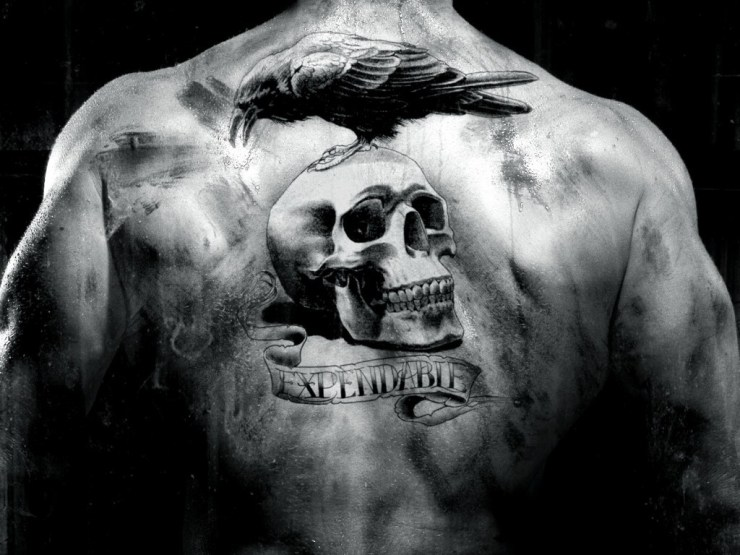 Tattoo Fantasy Expendable Computer Wallpapers