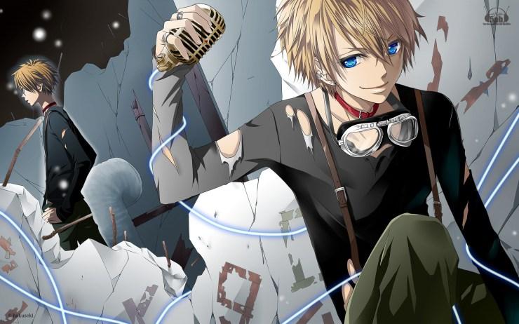 anime boys wallpapers
