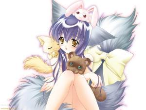 anime girls wallpapers
