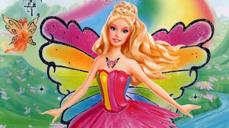 barbie girl wallpaper