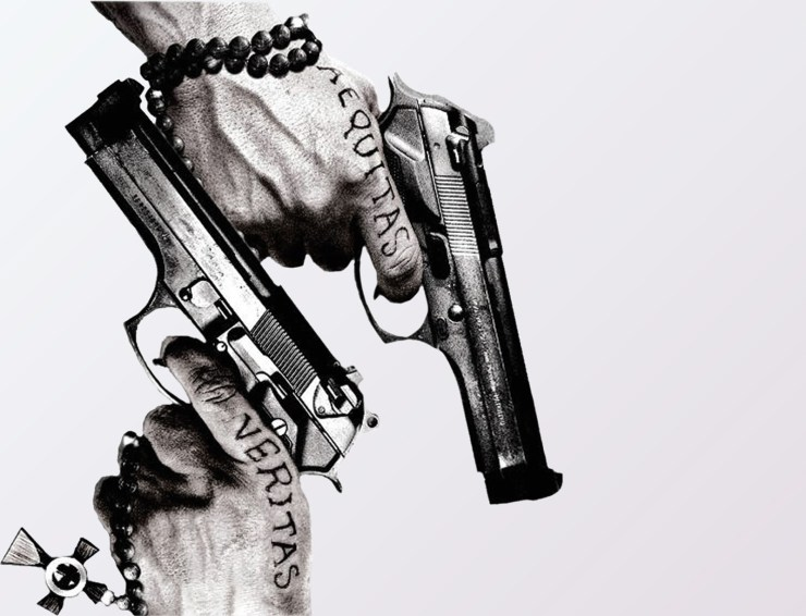 top two gun tattoo wallpaper