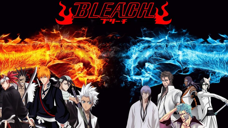 bleach anime wallpapers