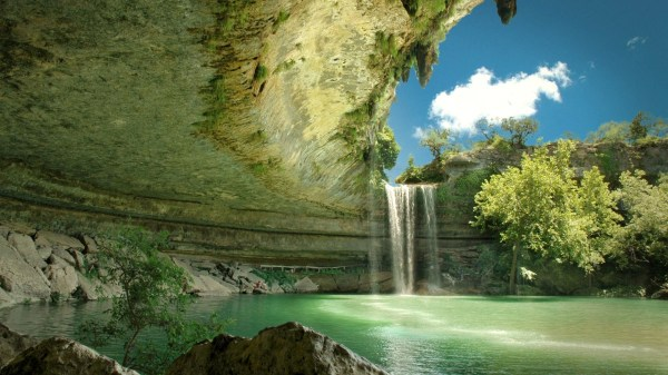 africa beautiful waterfall wallpaper
