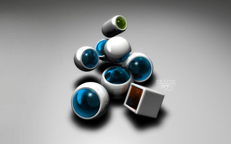 3d Abstract Wallpaper 1080p for Computer Windows 10