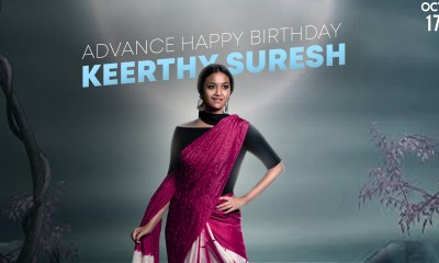 Advance Happy Birthday to Keerthi Suresh image