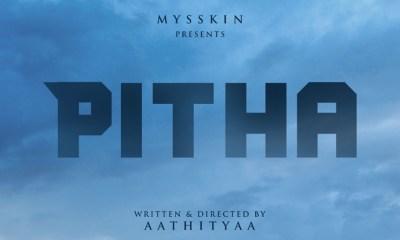 Mysskin's PITHA Movie Wallpaper