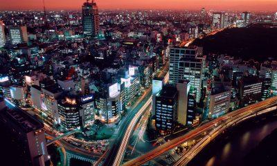 beautiful tokyo city wallpaper