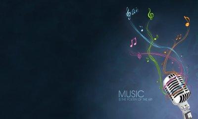 electro music wallpaper