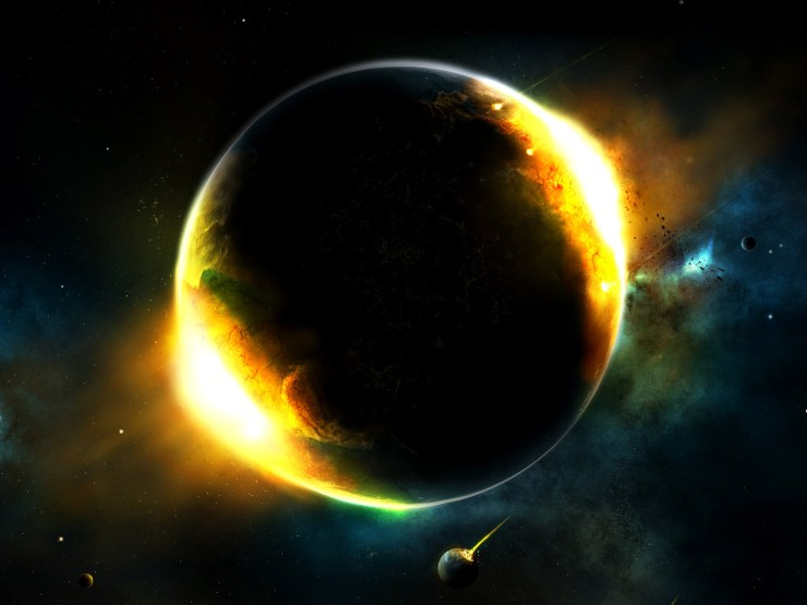 Wallpaper of space and planets Desktop 1600p Photos