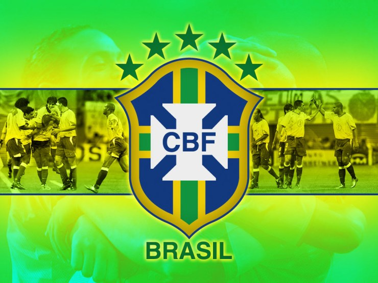 Brazil Soccer Wallpaper