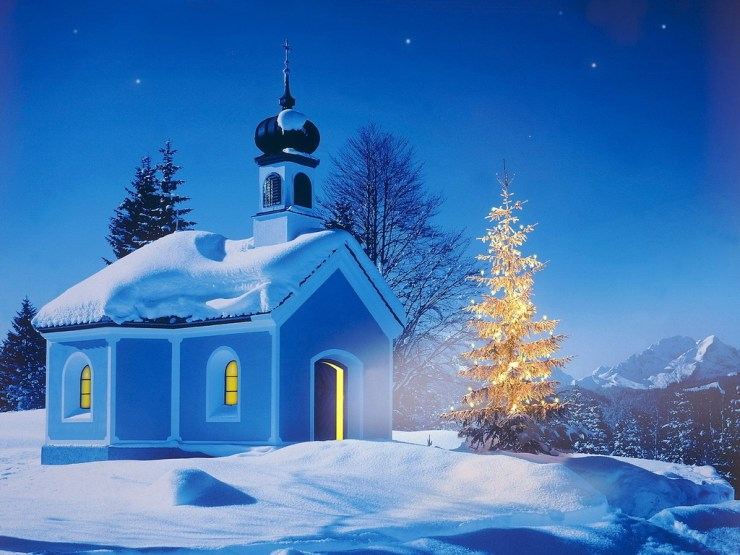 free animated winter wallpaper