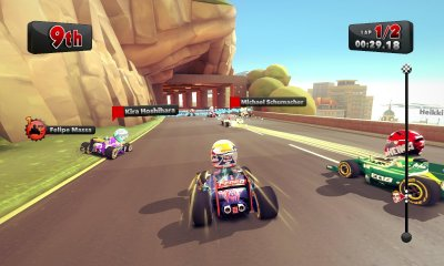 F 1 Race for android, Tablet, Laptops
