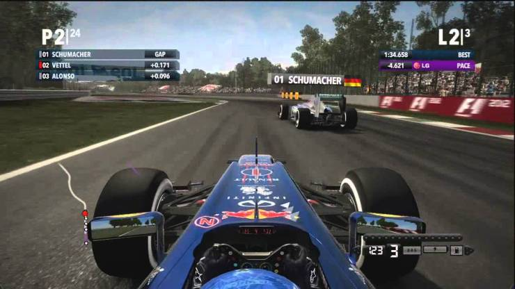 F1 Game for android, Tablet, Laptops
