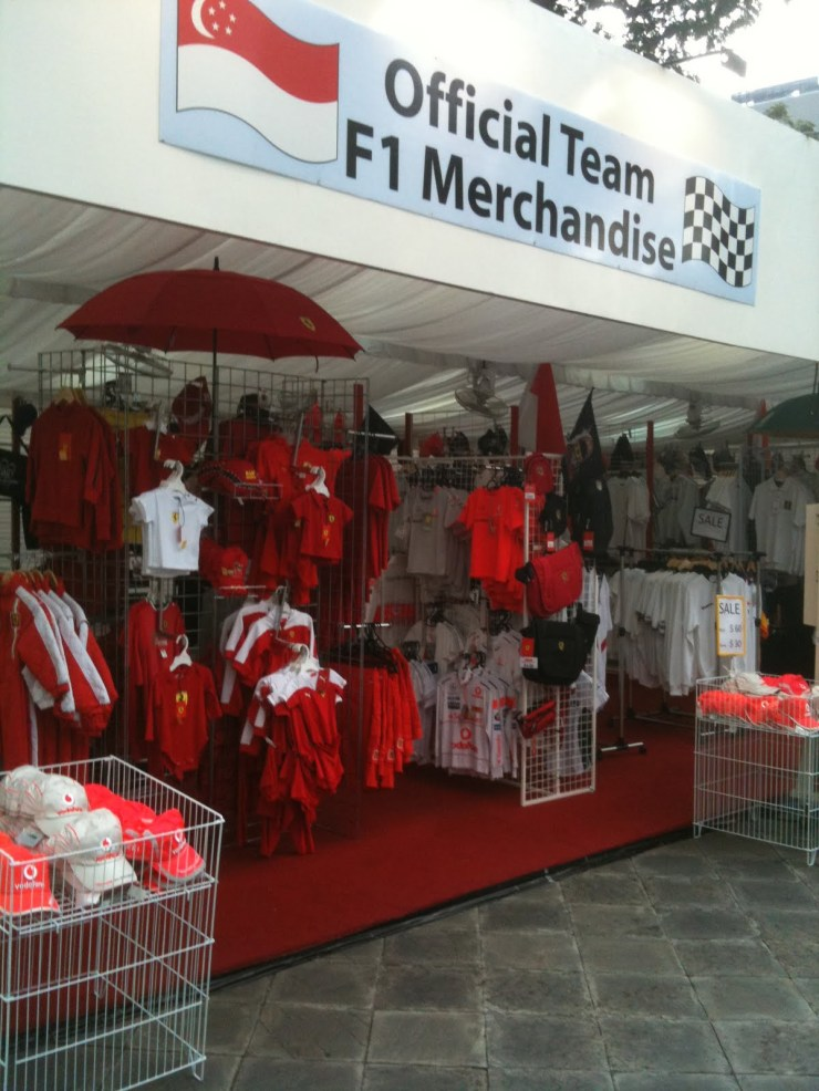 F1 Merchandise for android, Tablet, Laptops