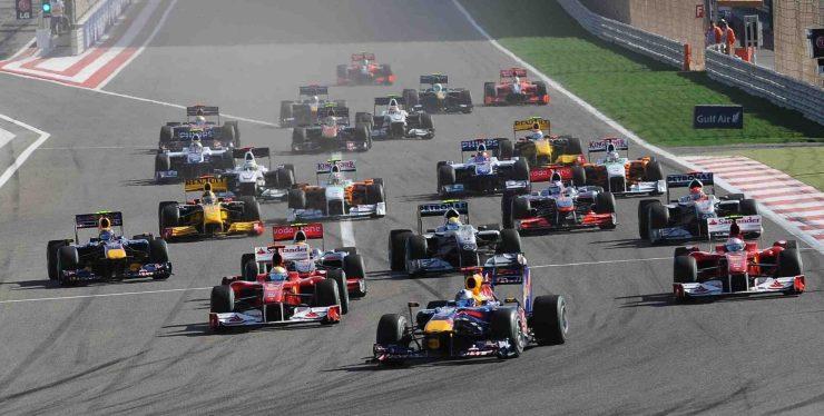 BAHRAIN GRAND PRIX F1/2010 SAKHIR 14/03/2010