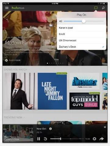 Hulu Plus App Update Fixes IPad White Screen Issue HD Report