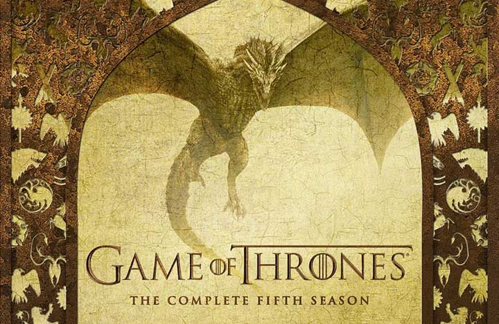 Image result for Game of Thrones - Complete Season 5