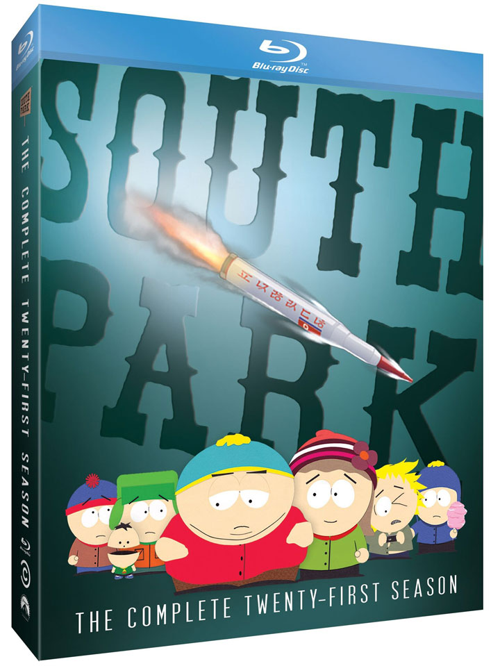 South Park Season 21 Announced For Blu Ray Amp DVD Release