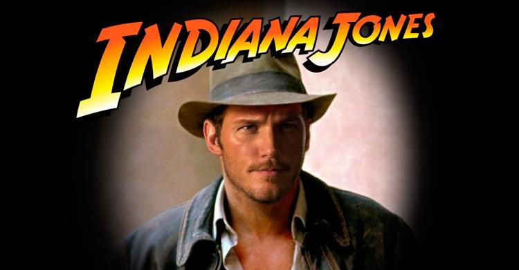 "DeepFake – Chris Pratt es ""Indiana Jones"""