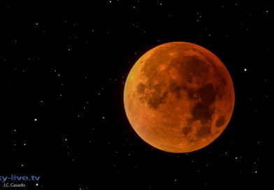 La Luna Roja, el eclipse lunar más largo del Siglo XXI [27 de julio de 2018]